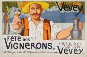 Fête Des Vignerons Vevey Switzerland