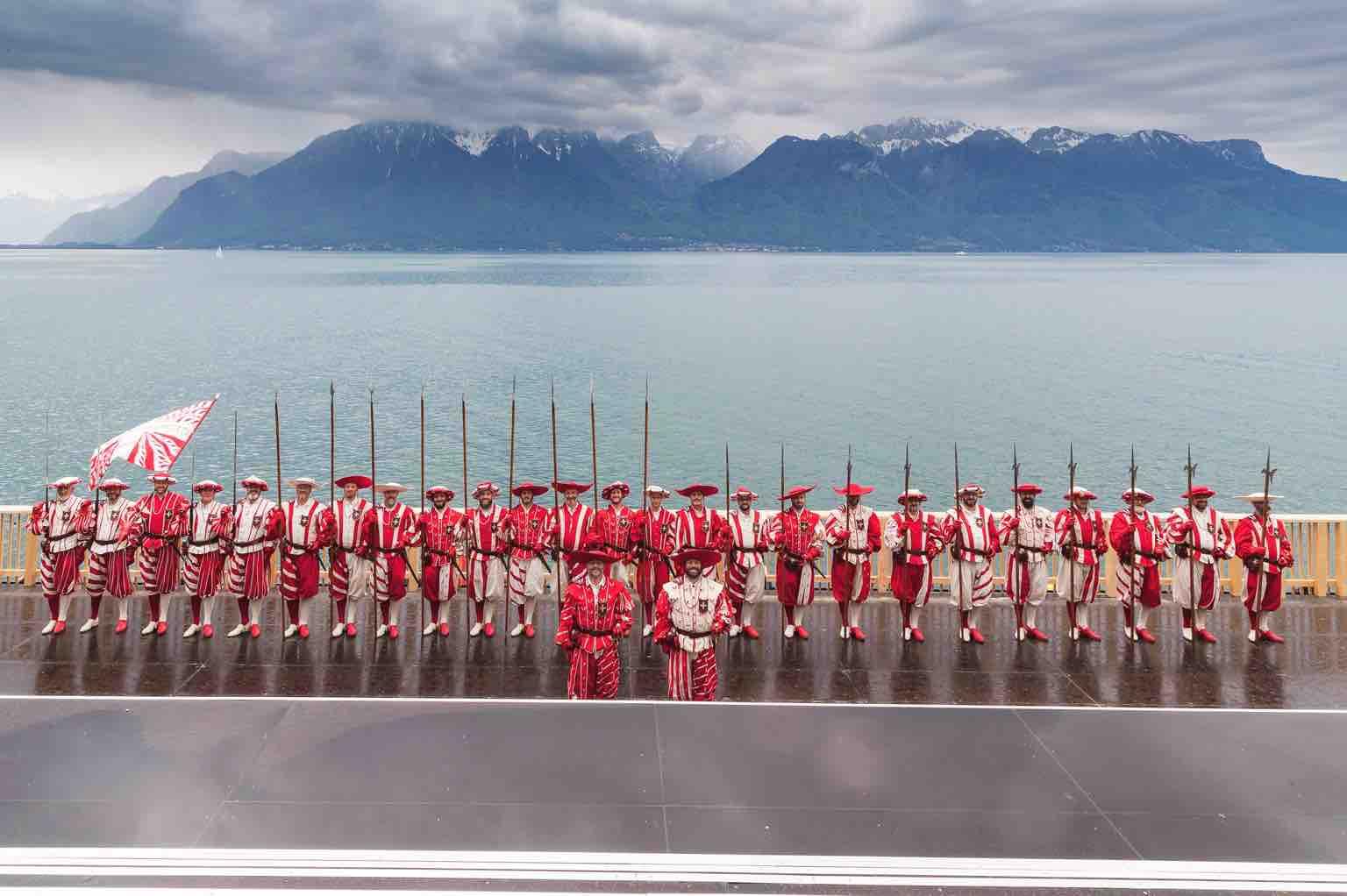 Fete des Vignerons 2019 Vevey Switzerland