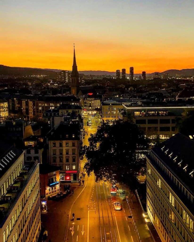 What's On In Zurich Beginning of October 2018