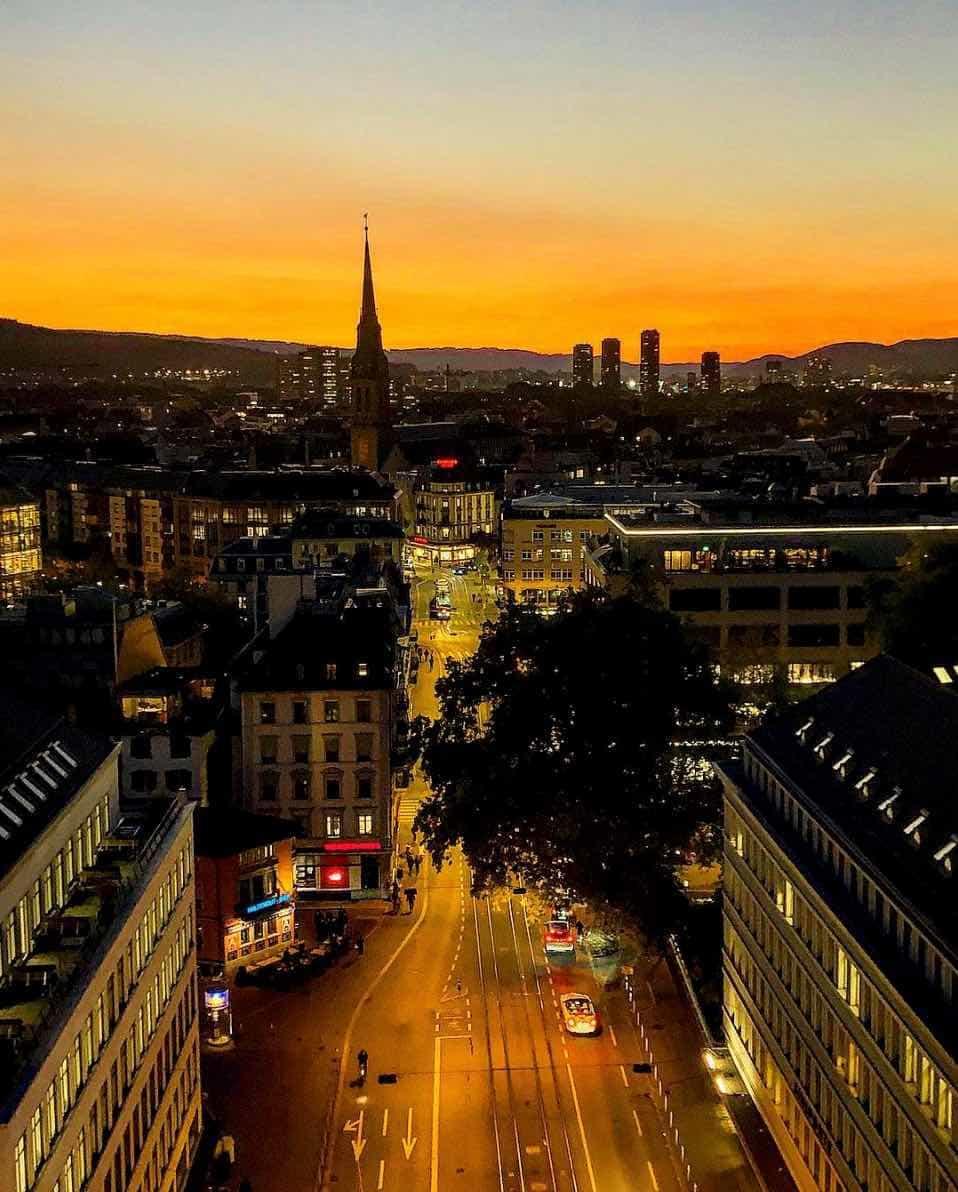 What's On In Zurich Beginning of October 2018