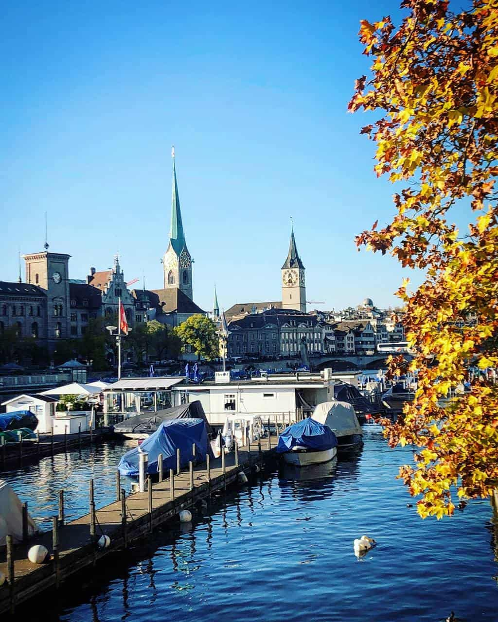 What's On In Zurich Early November 2018 Onwards