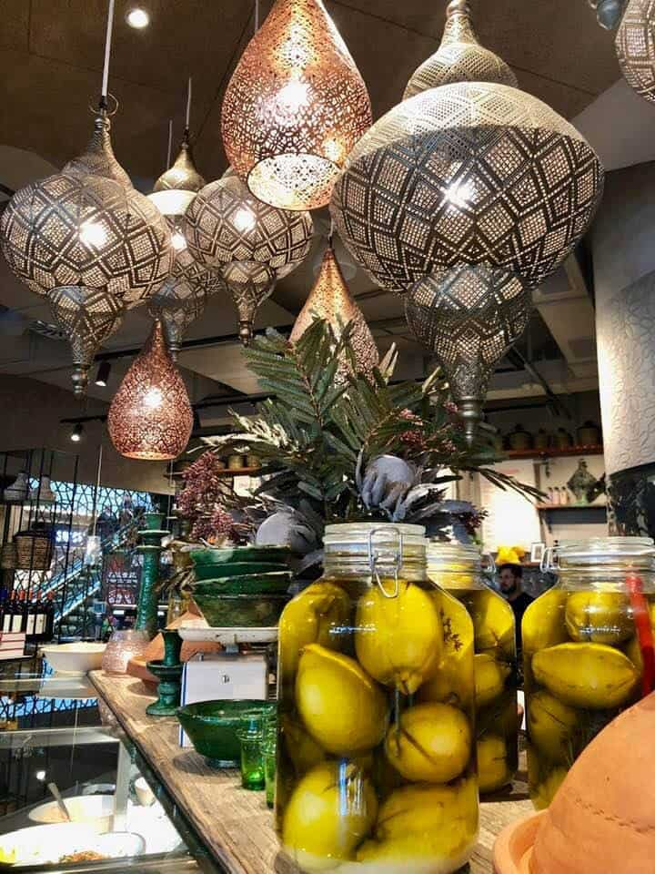 YALDA - Middle Eastern Cuisine at Sihlcity Zurich