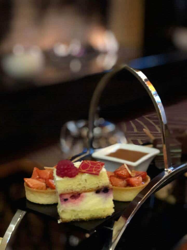 Afternoon Tea at Park Hyatt Zurich