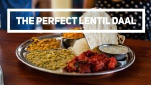 The Perfect Lentil Daal