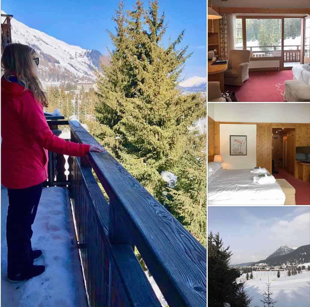 Hotel Arabella Waldhuus Davos