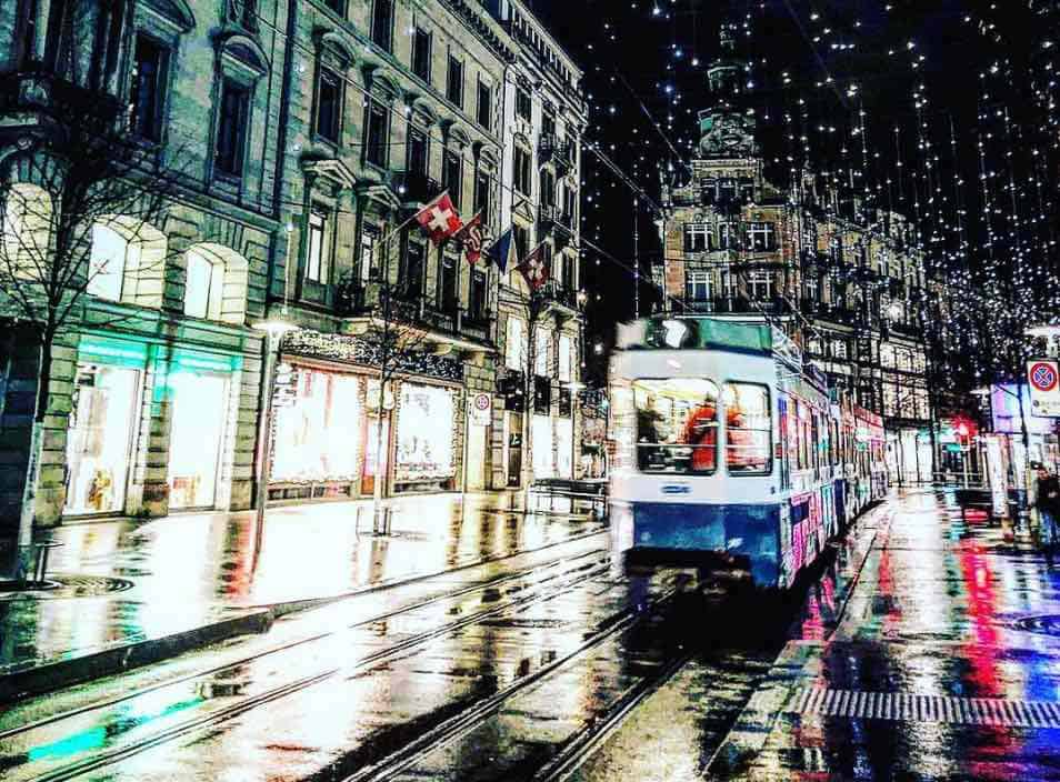 What's On in Zurich Early December 2018 Onwards