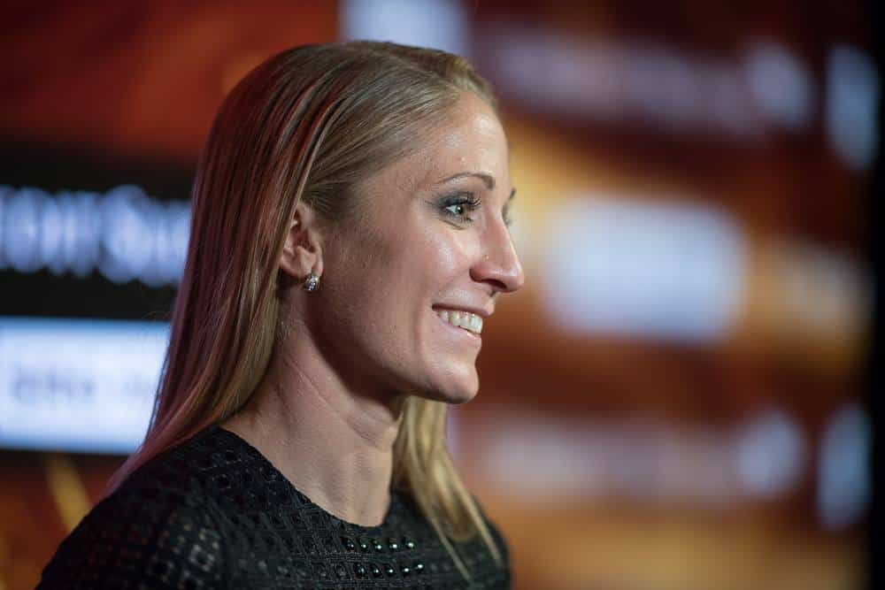 Daniela Ryf Credit Suisse Sports Awards 2018