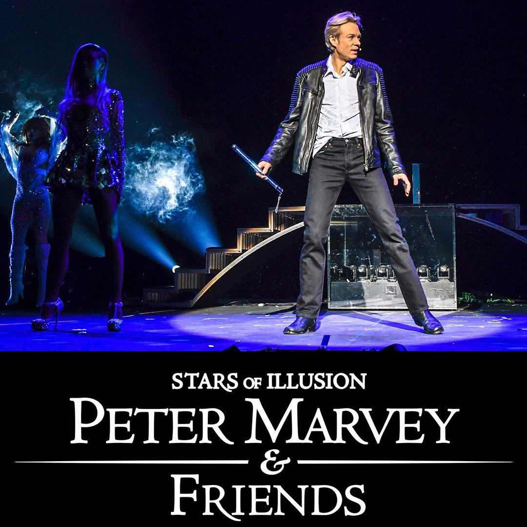 Magic in Zurich - Peter Marvey & Friends