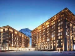 New Hotel Opening in Andermatt – The Radisson Blu Reussen