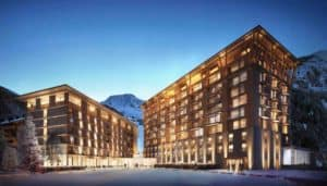 New Hotel Opening in Andermatt - The Radisson Blu Reussen