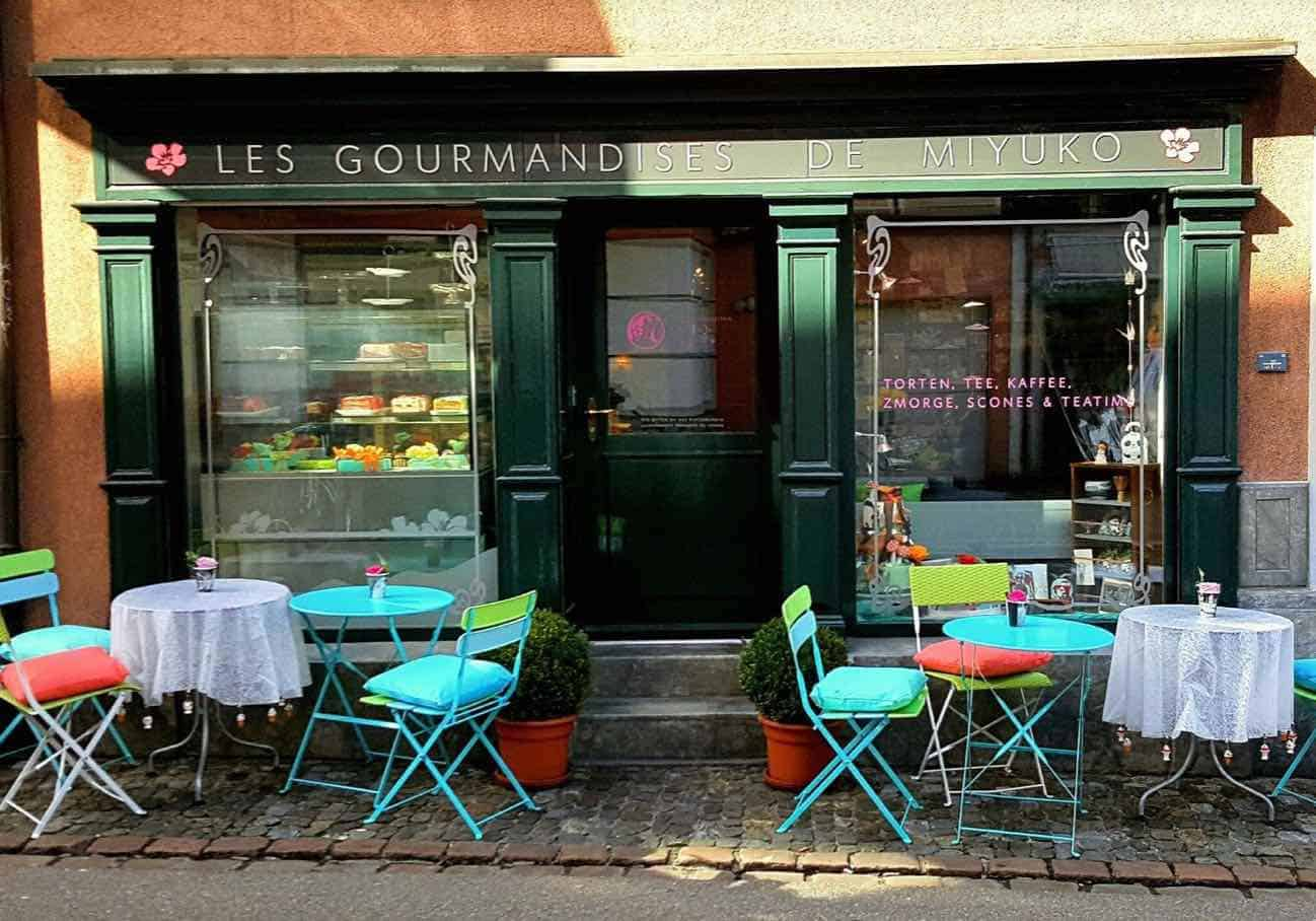 Afternoon Tea at Les Gourmandises de Miyuko