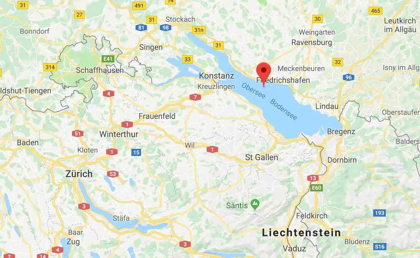 Google Map Konstanz