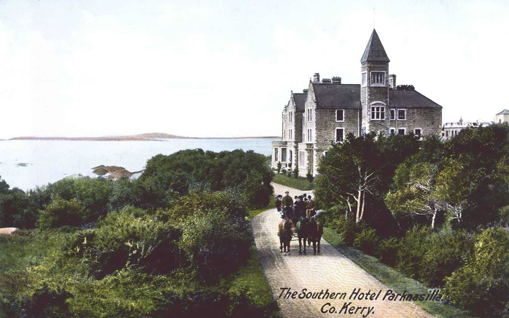 Postcard of Parknasilla Hotel and Resort Southern Ireland