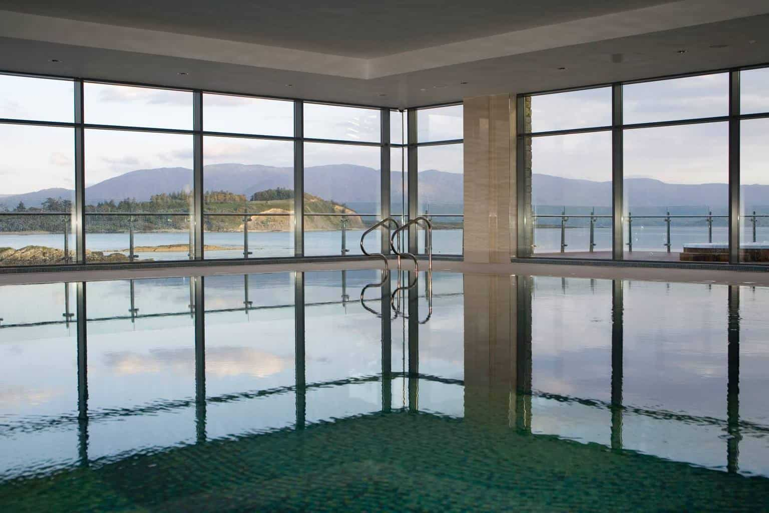 Spa and wellness at Parknasilla Resort and Spa Southern Ireland