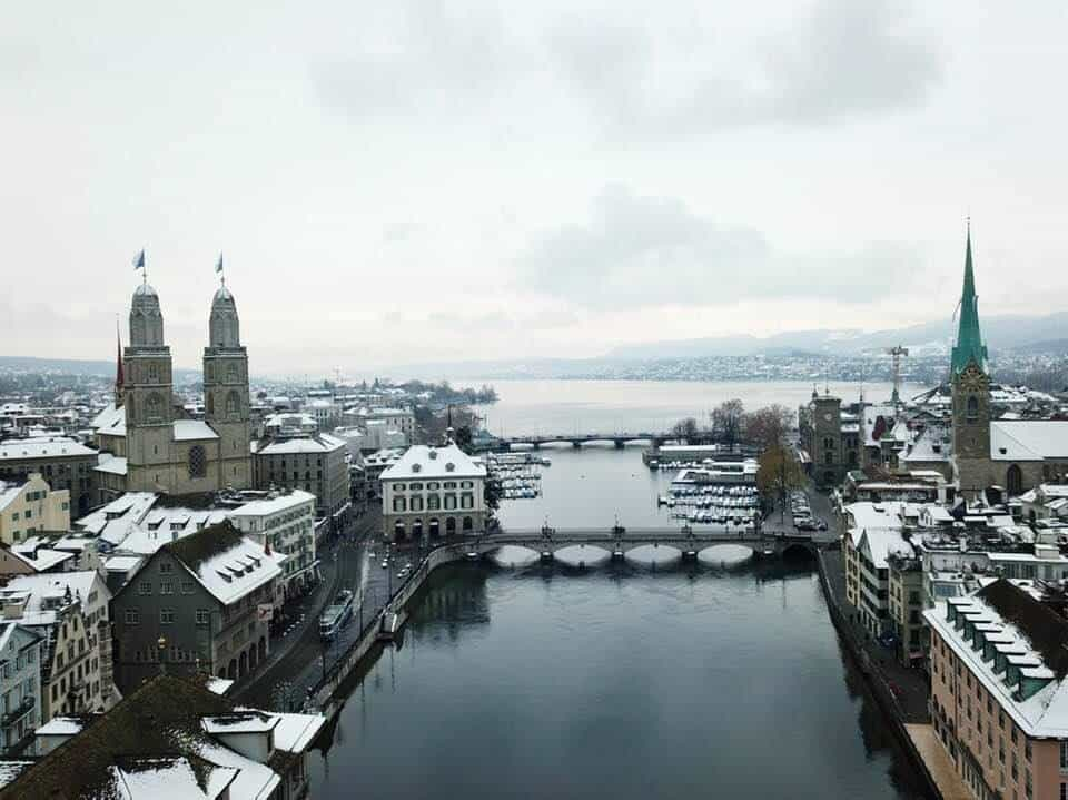 What's On In Zurich Early to Mid January 2019