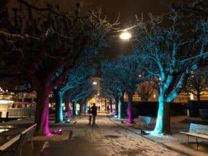 Lilu Light Festival Lucerne
