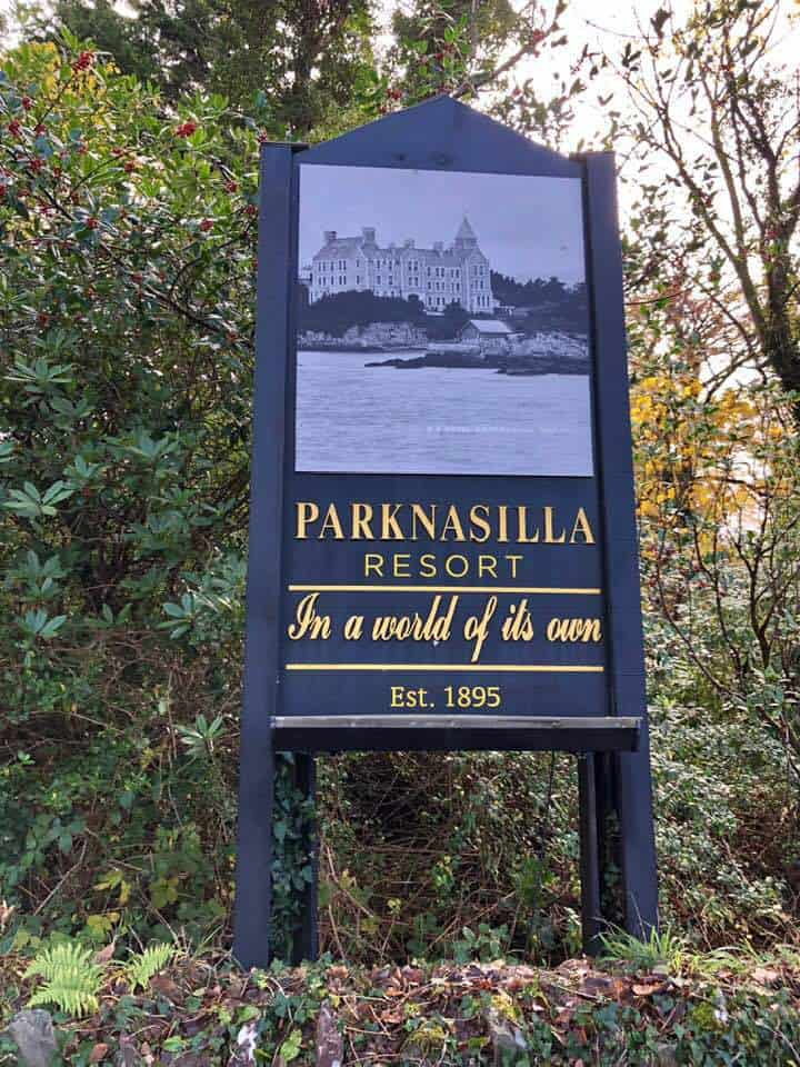 Parknasilla Resort and Spa Southern Ireland