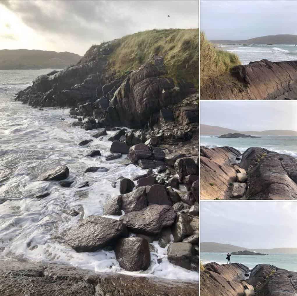 Derrynane close to Parknasilla Resort and Spa Southern Ireland