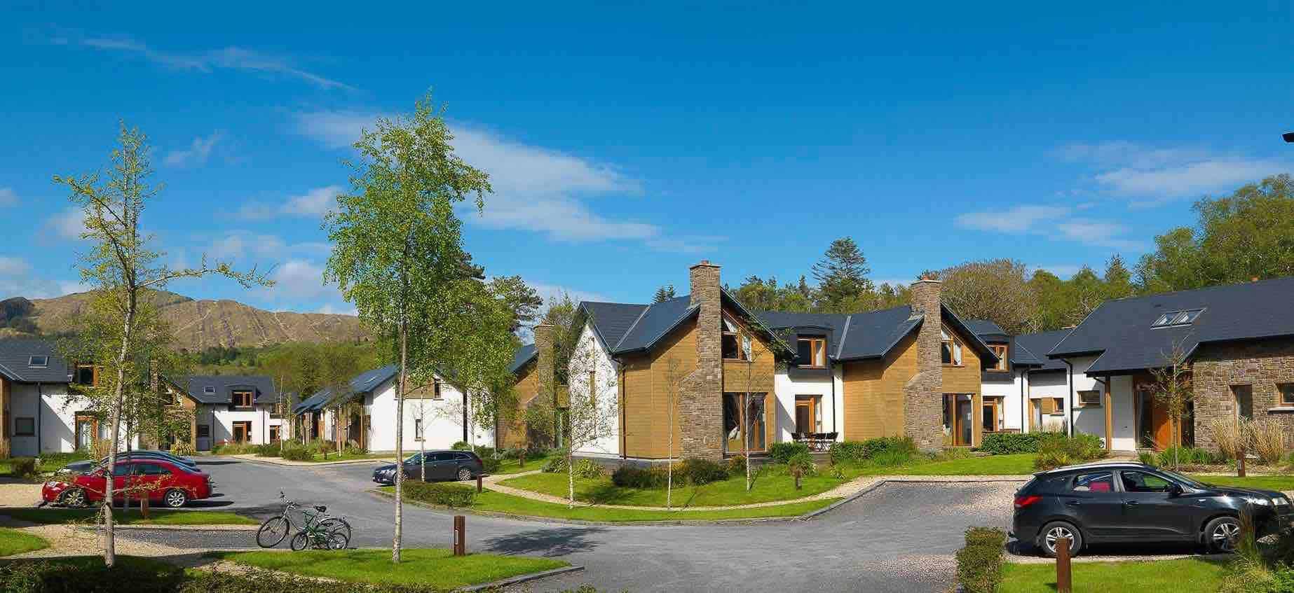 Parknasilla Woodland Villas Southern Ireland