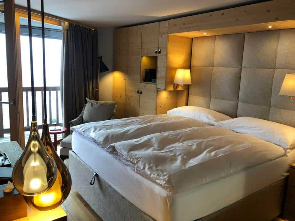 Boutique Hotel Chandolin Switzerland