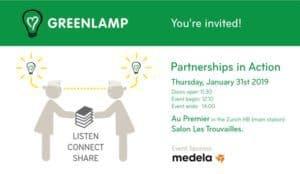 Greenlamp charity lunch Au Premier Zurich
