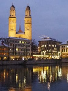 What's On in Zurich Early January 2019