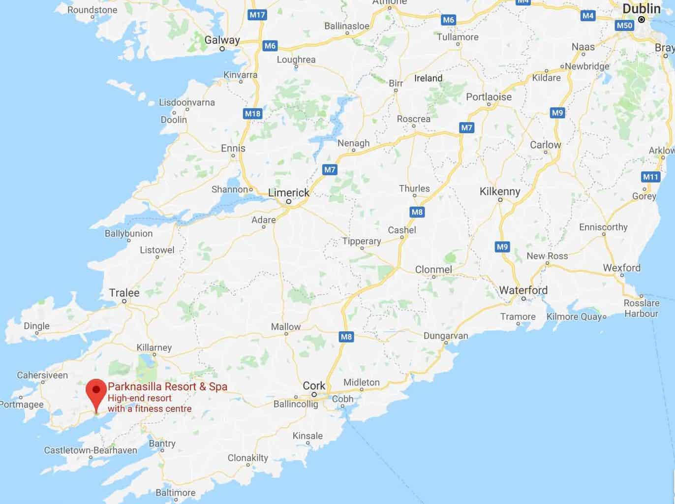 Parknasilla Resort & Spa Southern Ireland