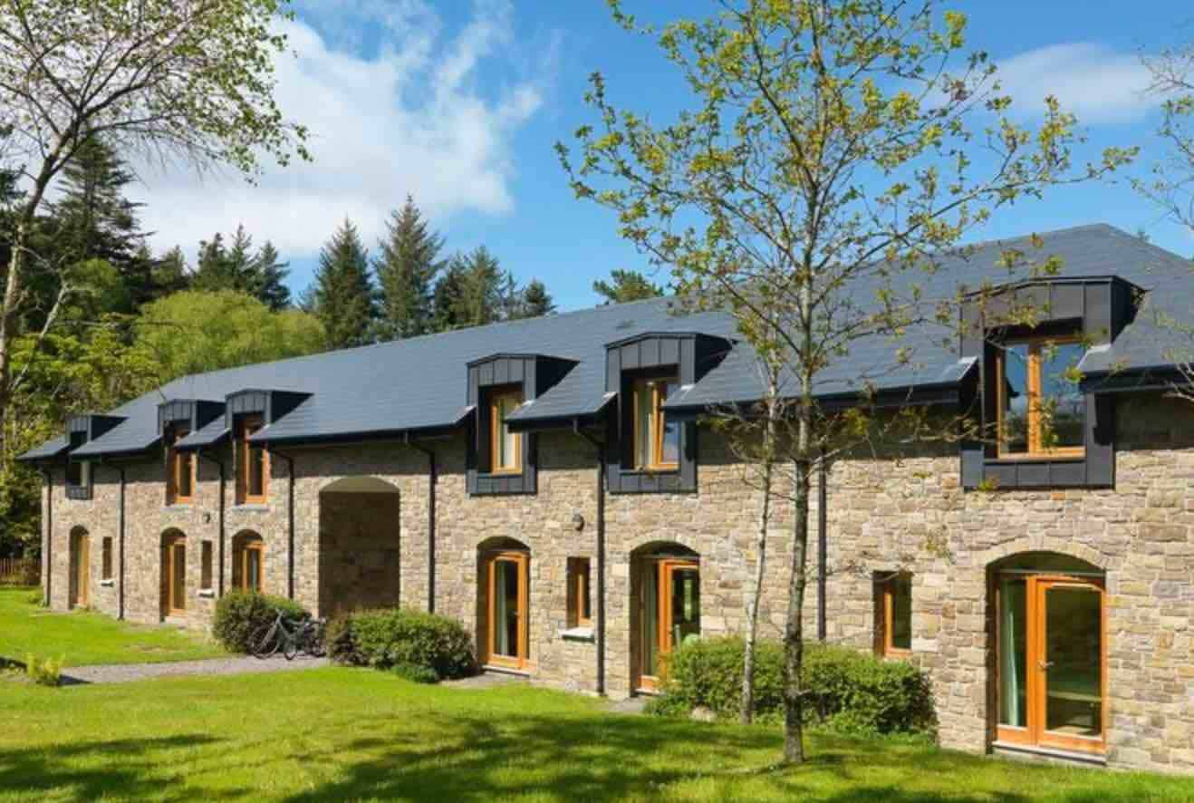 Woodland Villas at Parknasilla Resort & Spa Hotel Southern Ireland