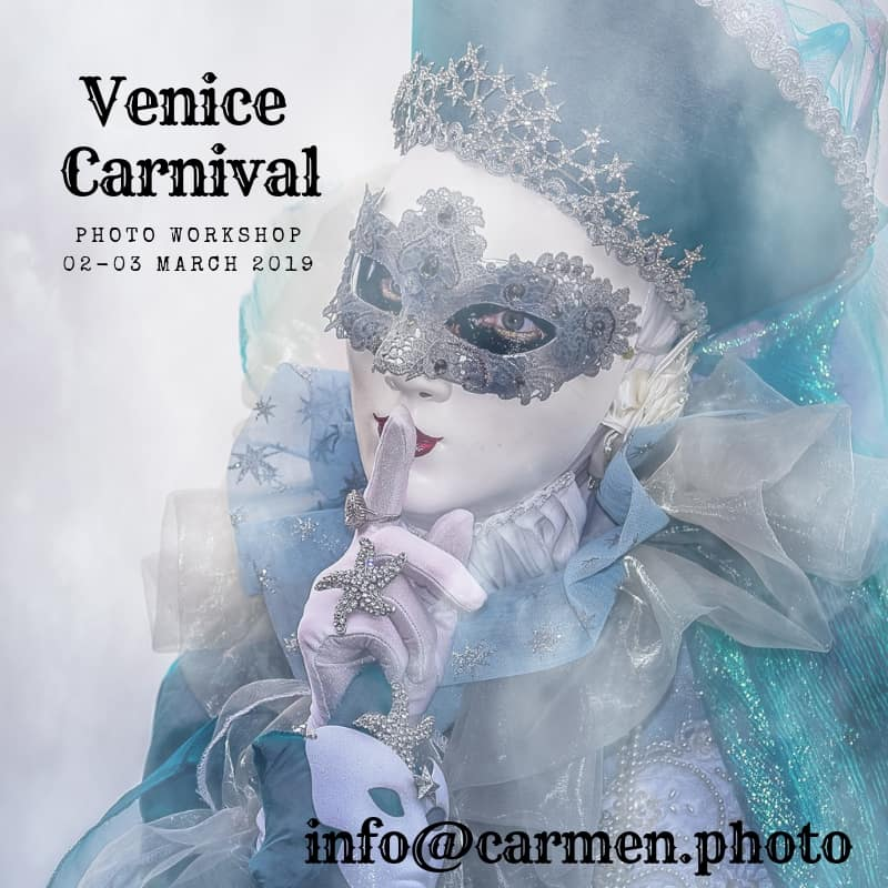 Carmen Photo Workshop in Venice