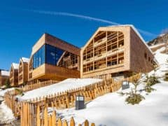 Gourmethotel Tenne Lodges Ratchings / Racines South Tyrol