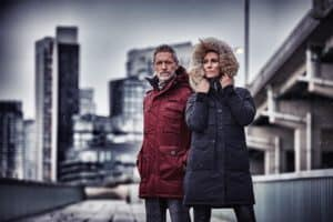 Keeping The Cold Out In Style With Nobis