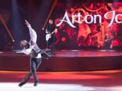 Videos from Art On Ice 2019