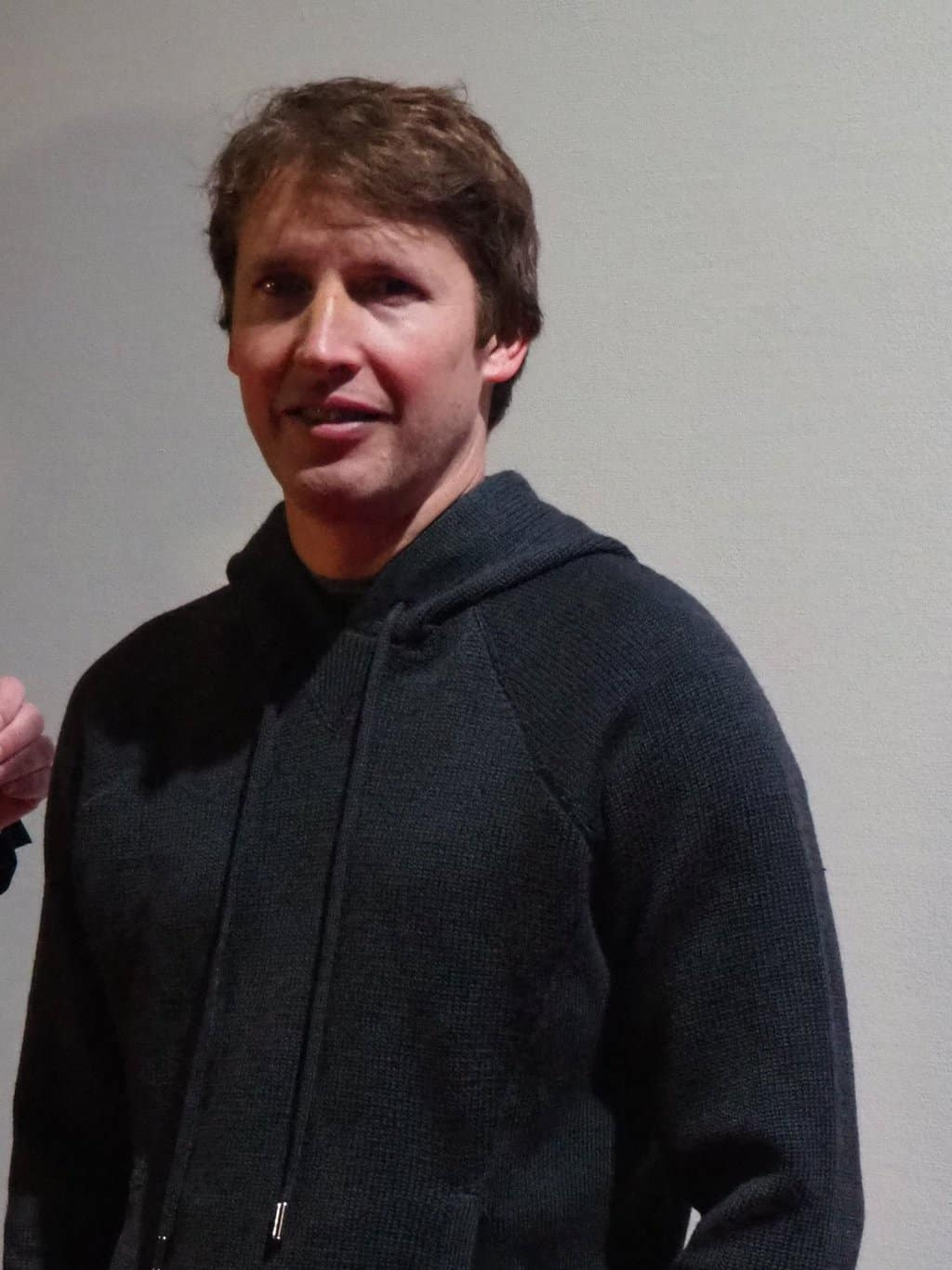 James Blunt On Tour In Switzerland With Art On Ice