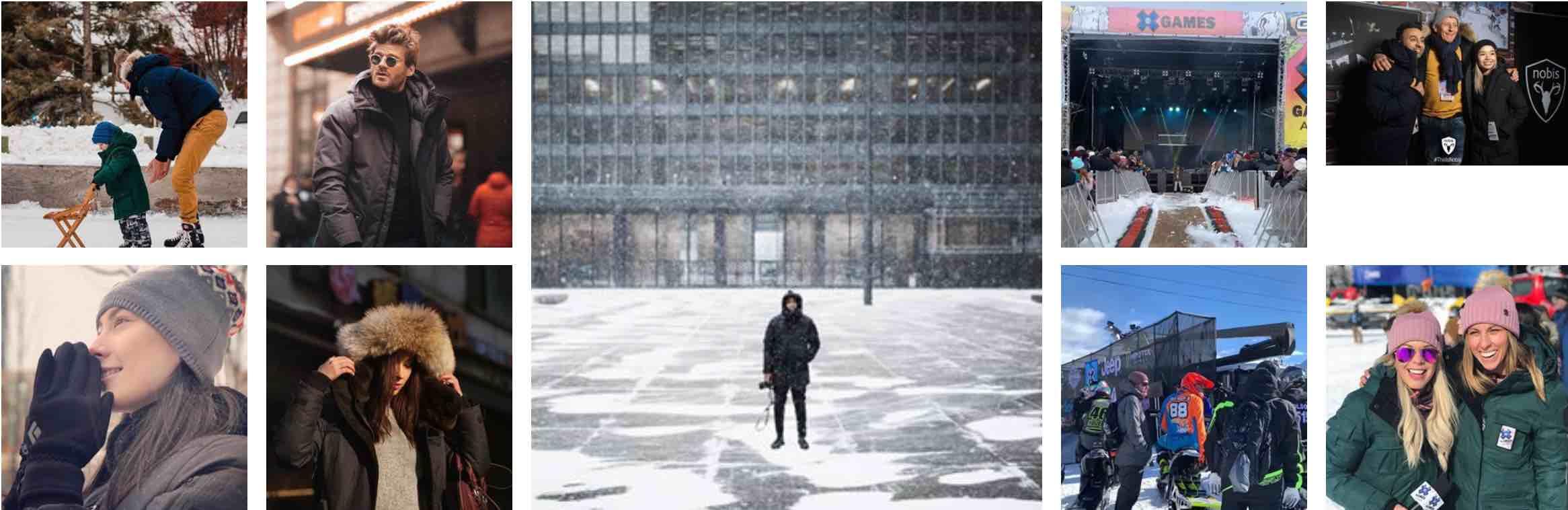 Nobis Winter coats 2019