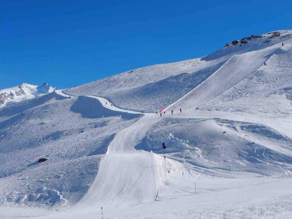 skiing from Hotel Schweizerhof Zermatt