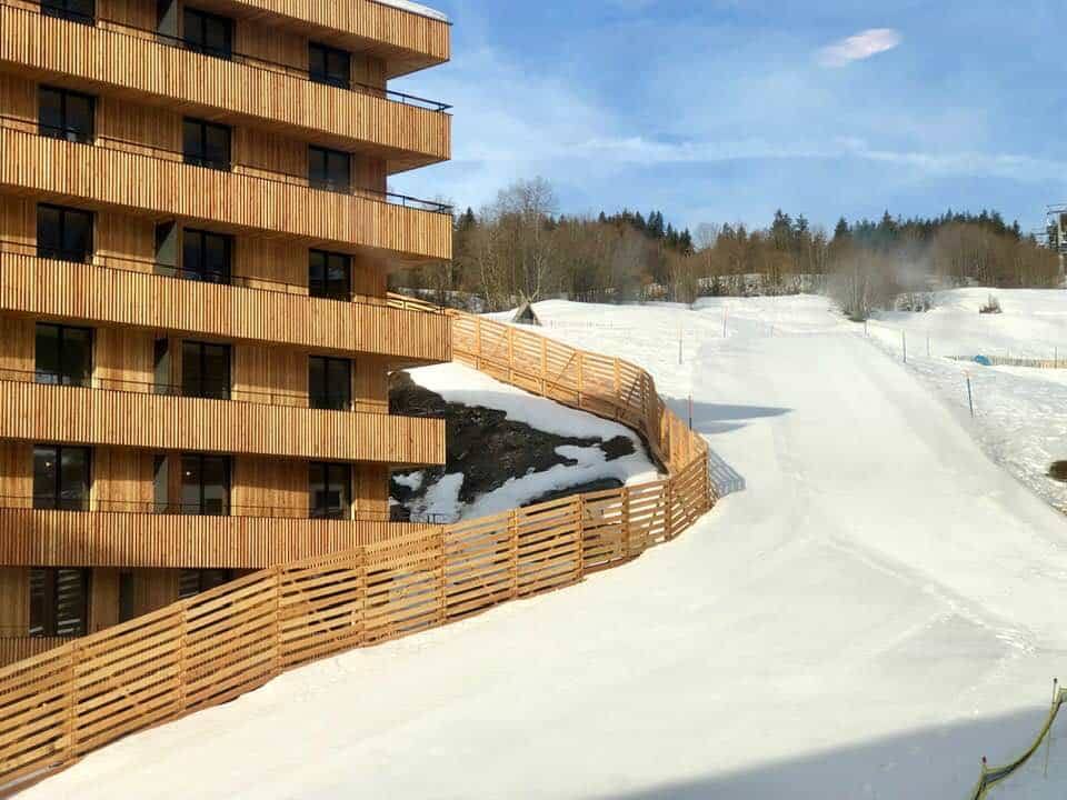 The Hide Hotel Flims Switzerland