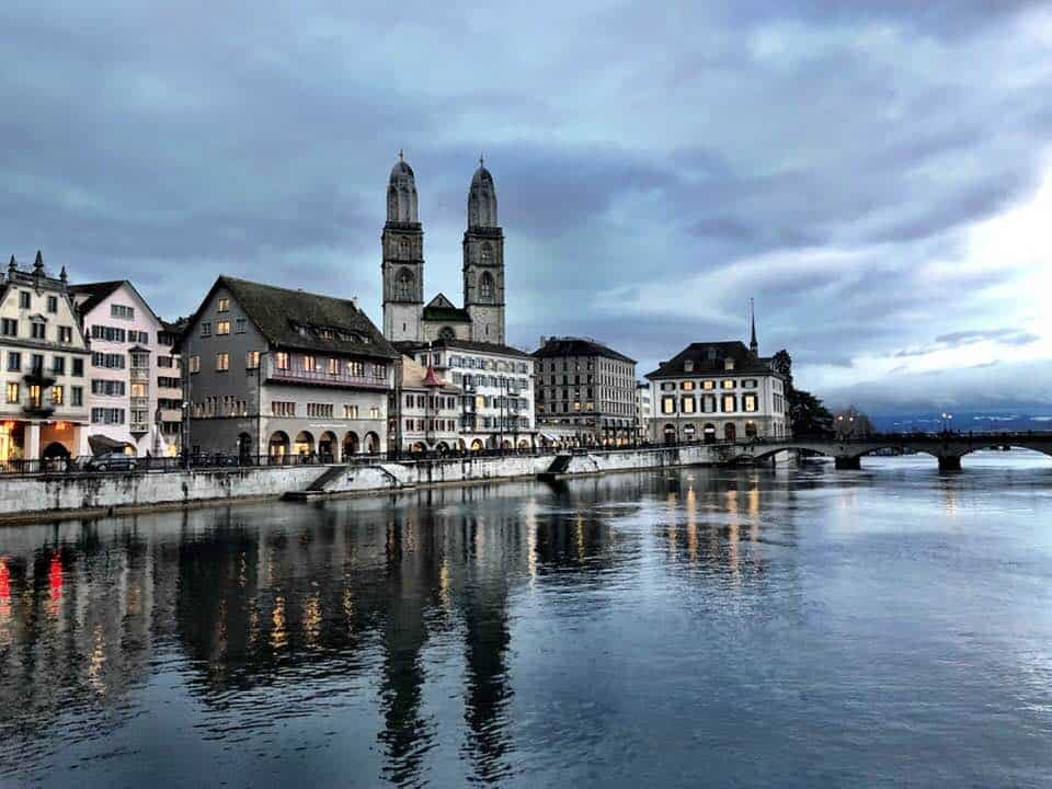 What's On in Zurich Early March 2019