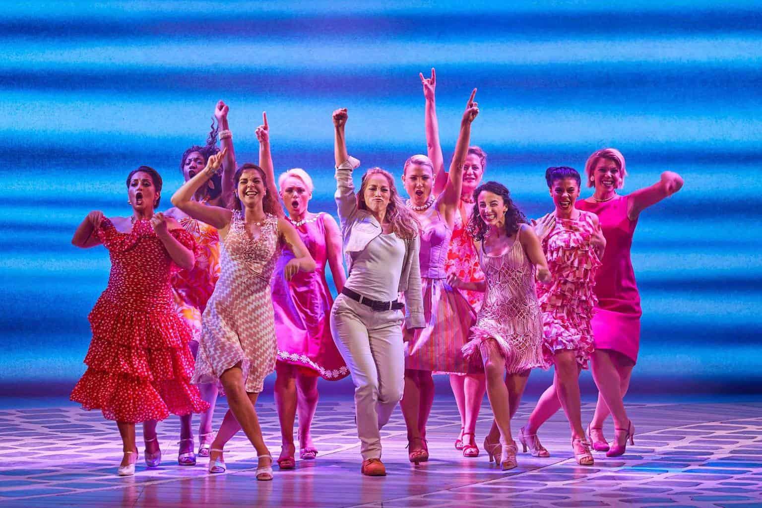 Mamma Mia! At Theater 11 Zurich