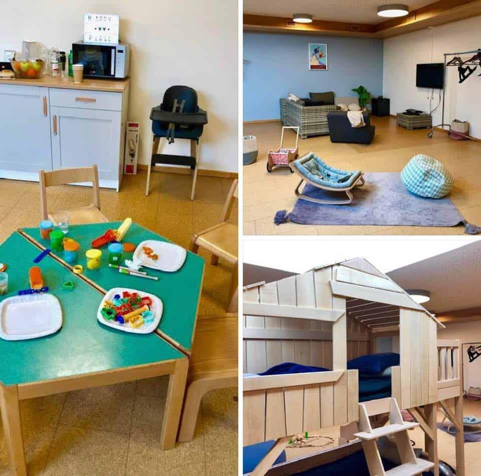 Kids Club at Hotel Schweizerhof Zermatt
