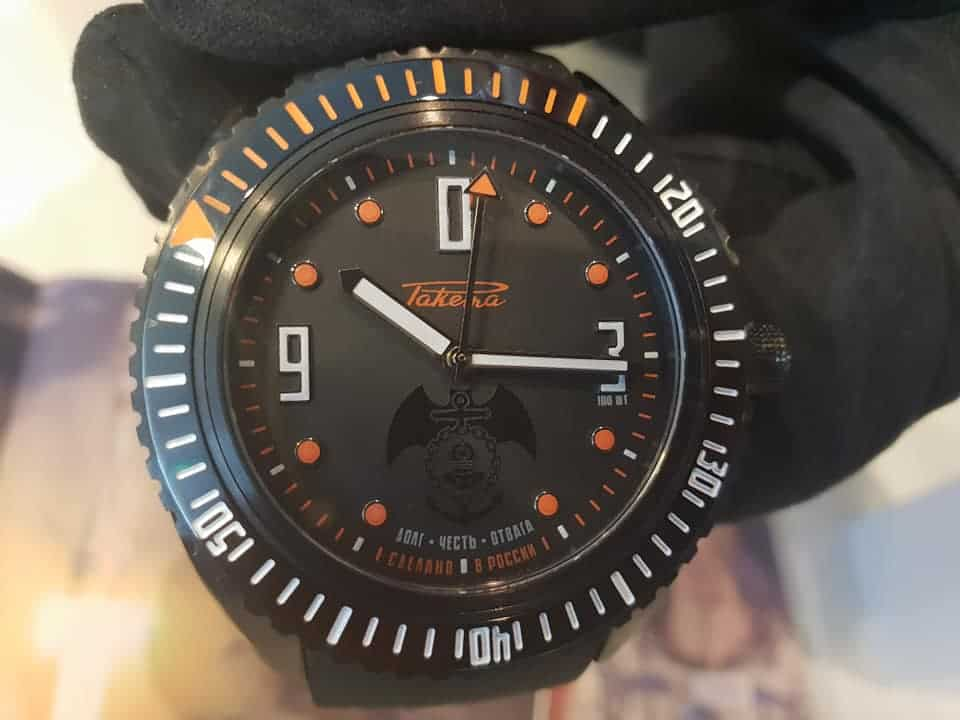 lRAKETA WATCH at baselworld 2019