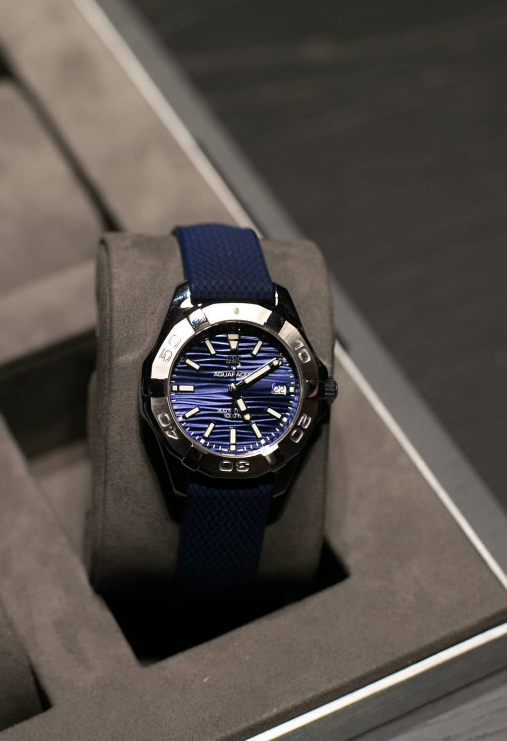 TAG HEUER WATCHES baselworld
