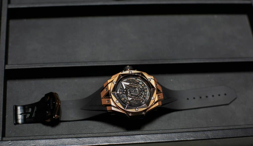 HUBLOT WATCHES Baselworld