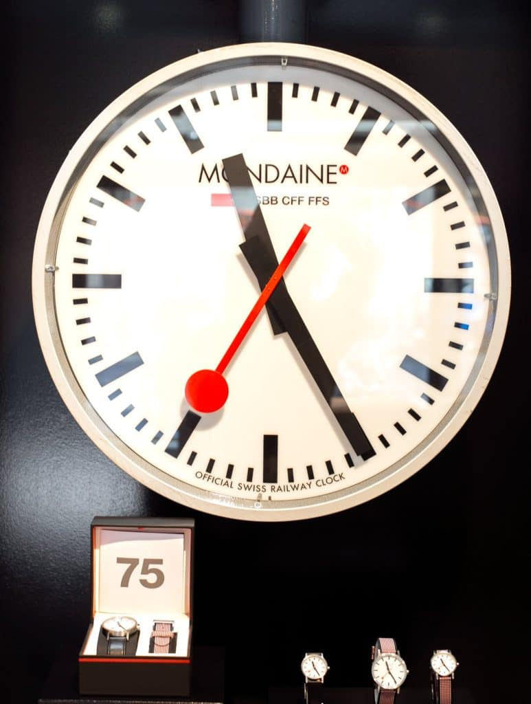 mondaine at baselworld 2019