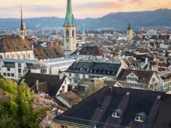 What's On In Zurich End of March Early April 2019
