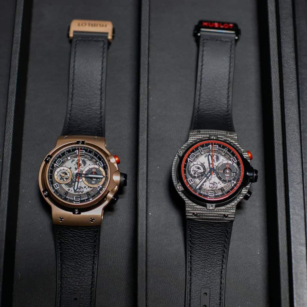 HUBLOT FERRARI WATCHES Baselworld