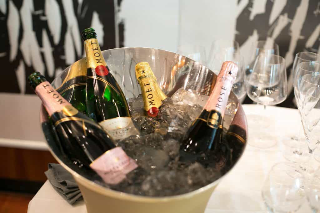 Moët Moments with Amine Ghanem at the Onyx Bar Park Hyatt Zurich