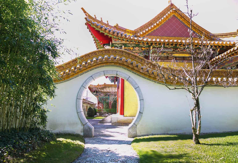 china gardens zurich