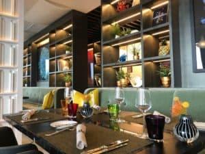 Brunch at the Hide & Seek Restaurant at the Atlantis by Giardino