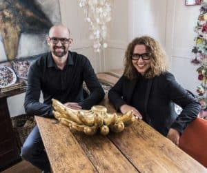 Simon Mouttet and Alexandra Heitzer directors of FOOD ZURICH