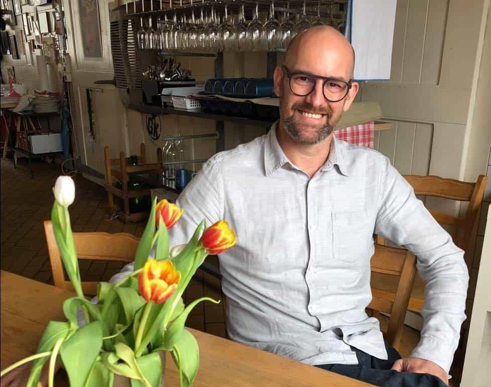 Simon Mouttet co founder Food Zurich / Visit Zurich